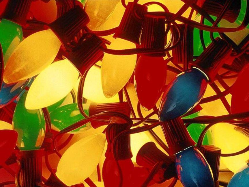 The Tangled ChristmasLights